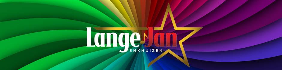 Cafe Lange Jan - Slider Regenboog